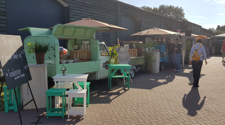 Mini Foodtruck Service